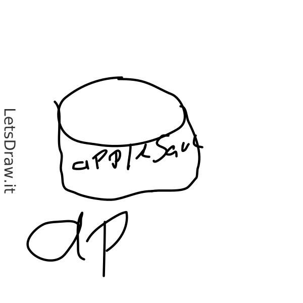 Applesauce Food Draw Best Multiplayer Drawing Game Letsdrawit